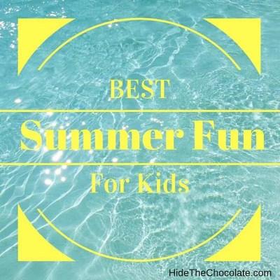 Best Summer Fun
