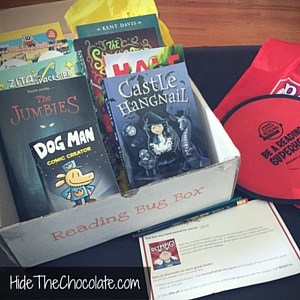 Reading Bug Box for 2