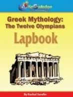 Greek Mythology - The Twelve Olympians Lapbook