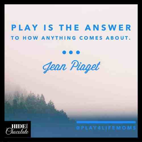 Play is the Answer