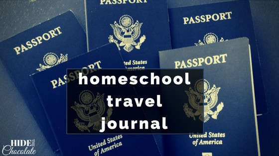 Homeschool Travel Journal: Adding Adventure to Our Homeschool with FieldSchooling