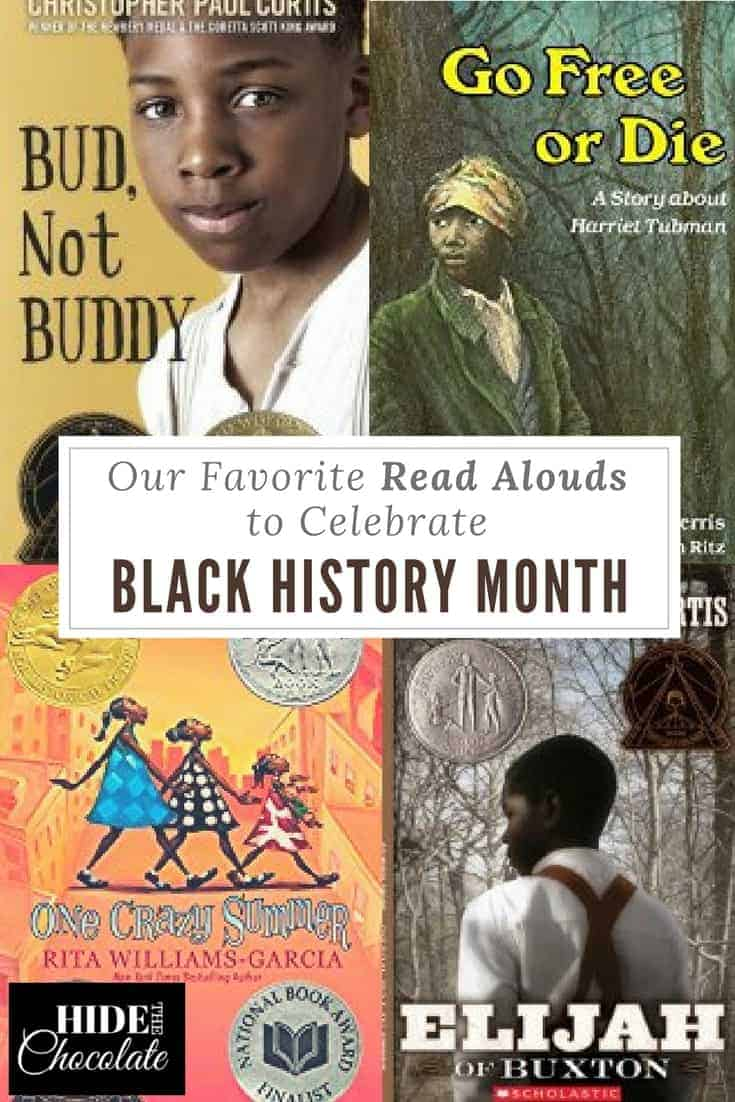 Our Favorite Read Alouds to Celebrate Black History Month