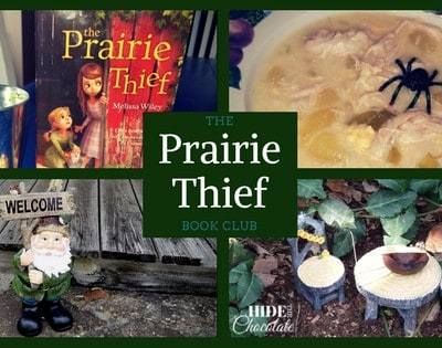The Prairie Thief Book Club ~ A Party School with a Treasure Hunt