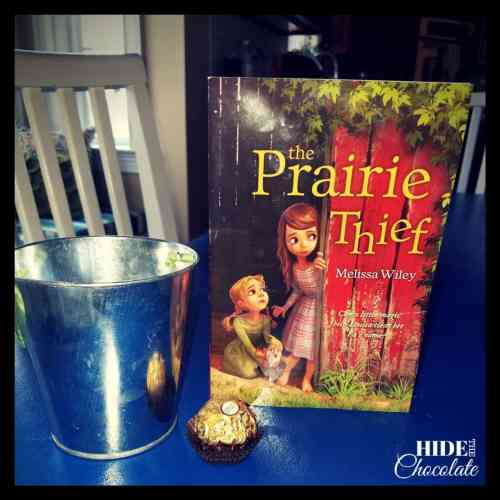 The Prairie Thief Book Club