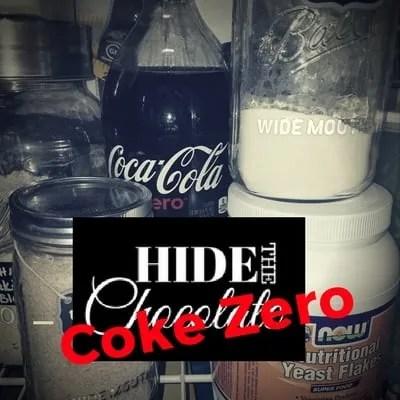 Hide The Coke Zero