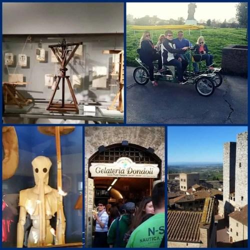 Homeschool Travel Journal: Italy Pisa