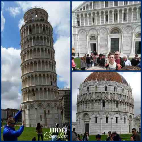Homeschool Travel Journal: Italy Pisa
