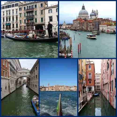 Homeschool Travel Journal: Italy Venice