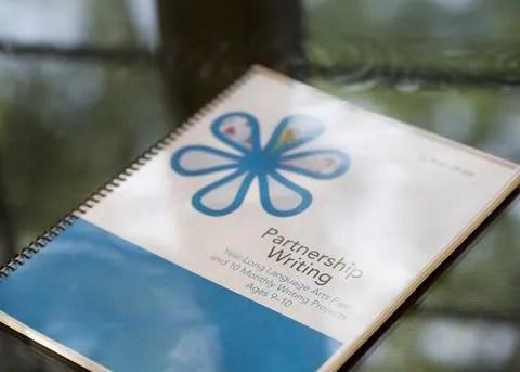 Partnership Writing Book