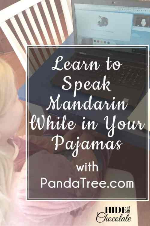 Learn to Speak Mandarin While in Your Pajamas