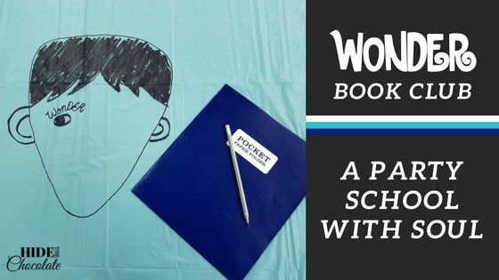 Wonder Book Club ~ A Party School With Soul