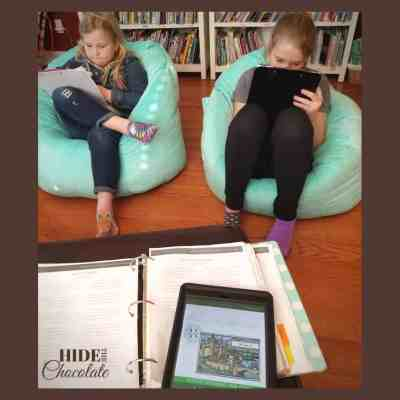 Middle Ages Morning Basket Read Aloud