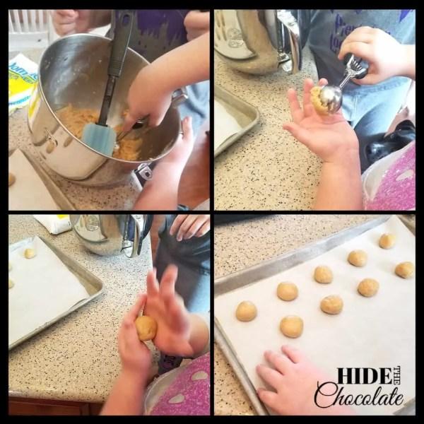 Pryaniki - Rolling Dough