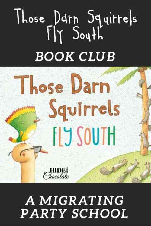 Those Darn Squirrels Fly South Book Club