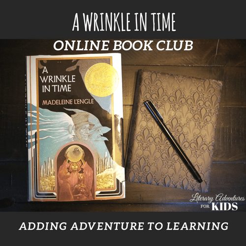A Wrinkle in Time Online Book Club