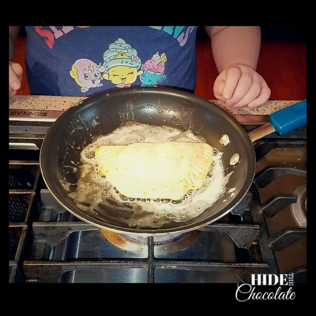 The Giving Tree Nature Book Club Frying Apple Pie