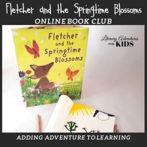 Fletcher and the Springtime Blossoms Online Book Club