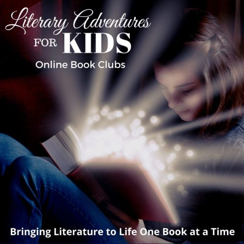 Literary Adventures for Kids Category Header