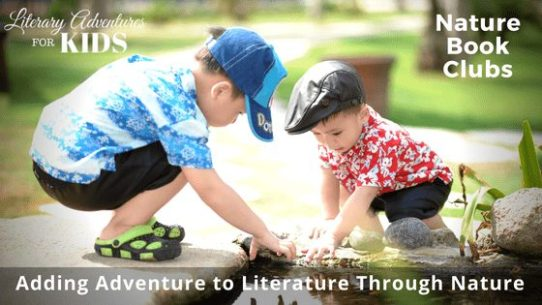 Nature Online Book Club Title