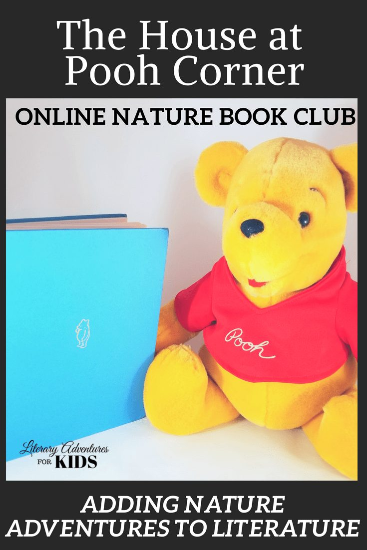 The House at Pooh Corner Online Book Club for Kids ~ A Nature Adventure