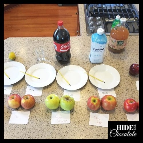 How to Experiment with Apples in Fun and Tasty Ways - Experiment
