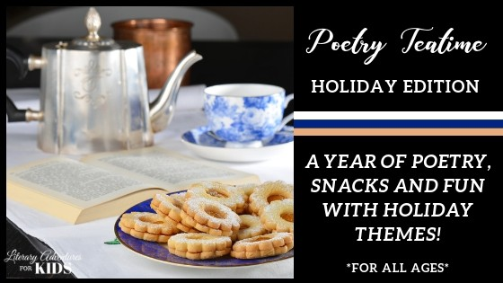 Poetry Teatime: Holiday Edition