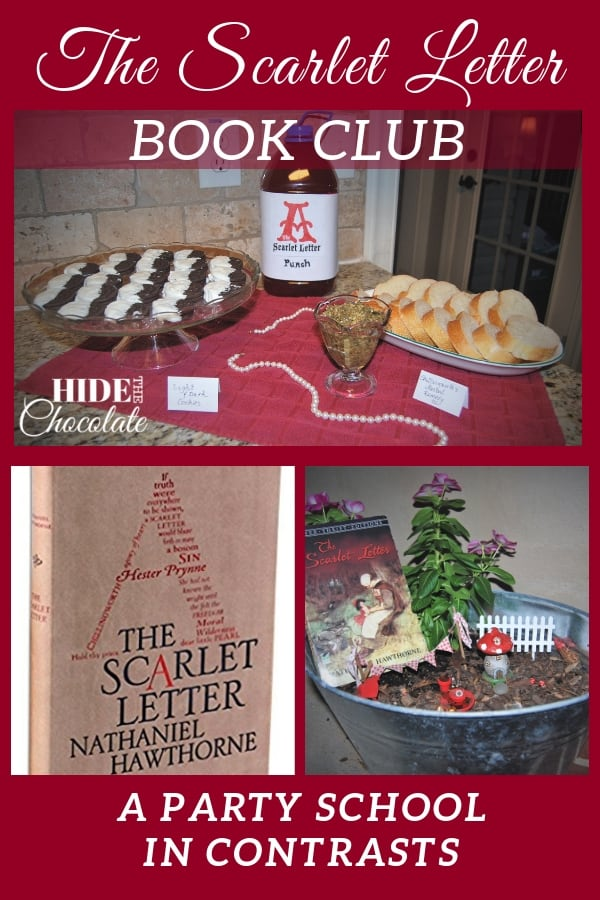The Scarlet Letter Book Club