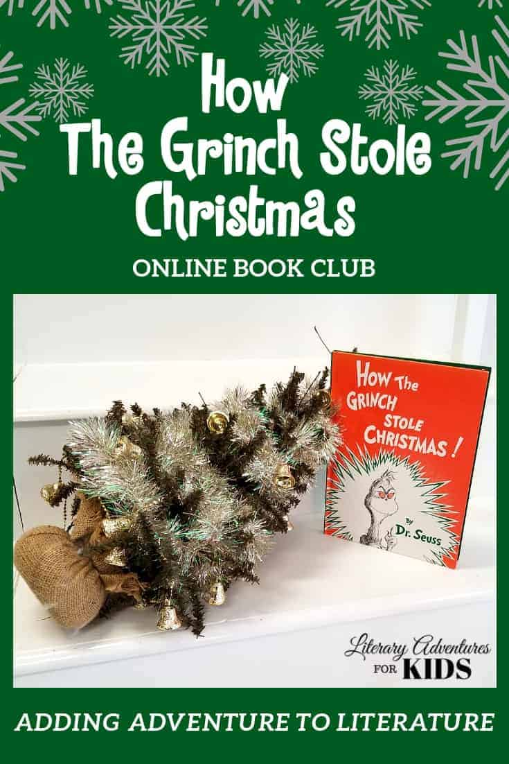 How The Grinch Stole Christmas Online Book Club PIN