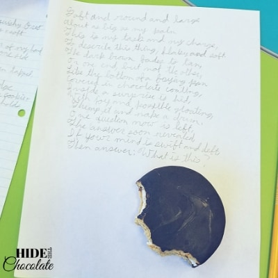 Freewriting - Ode to a Moon Pie