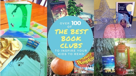 The 100 Best Book Clubs Featured