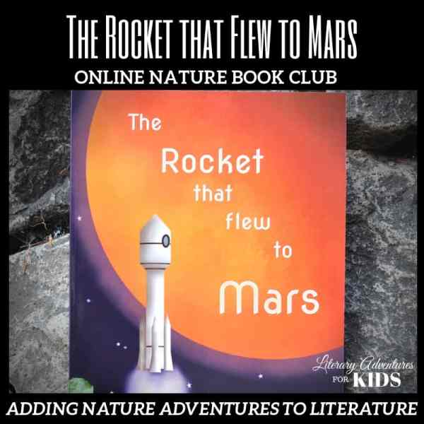 The Rocket that Flew to Mars Online Book Club