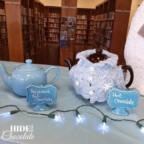 Poetry Teatime - Teapots