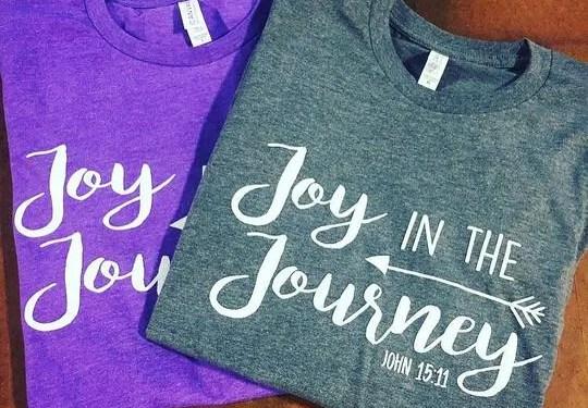 Joy in the Journey TShirts_540x