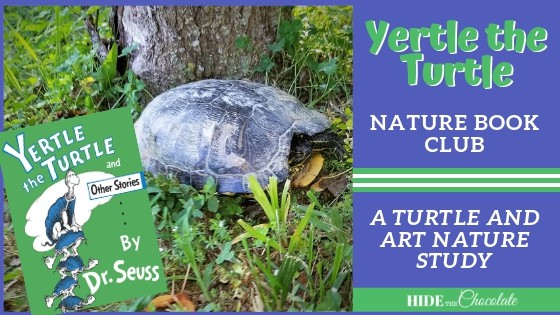 Yertle the Turtle Nature Book Club Featured