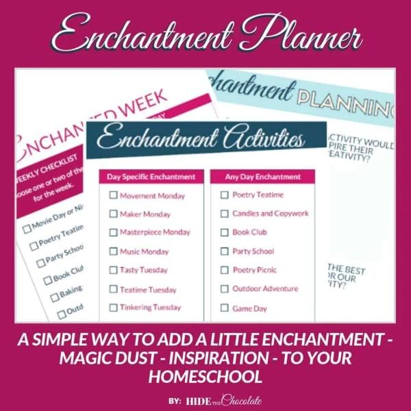 Enchantment Planner
