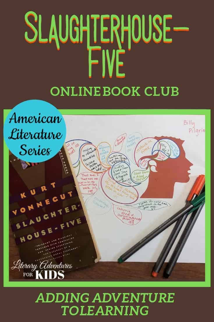 Slaughterhouse-Five Online Book Club for Teens ~ American Classic Literature Series