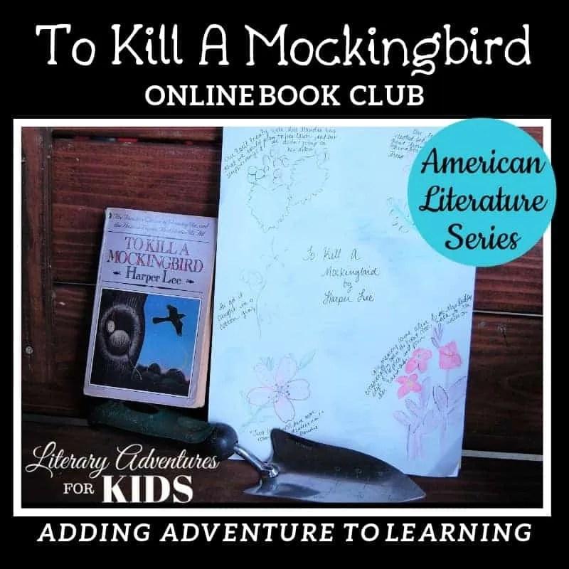 To Kill A Mockingbird Online Book Club American Classic Literature Series