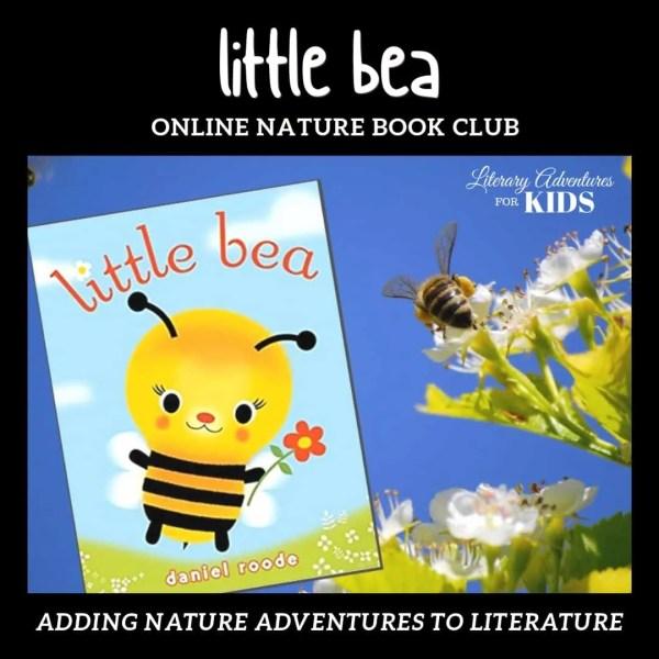 Little Bea Online Nature Book Club Woo