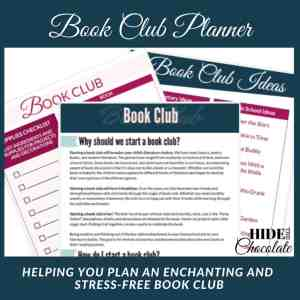 Book Club Planner