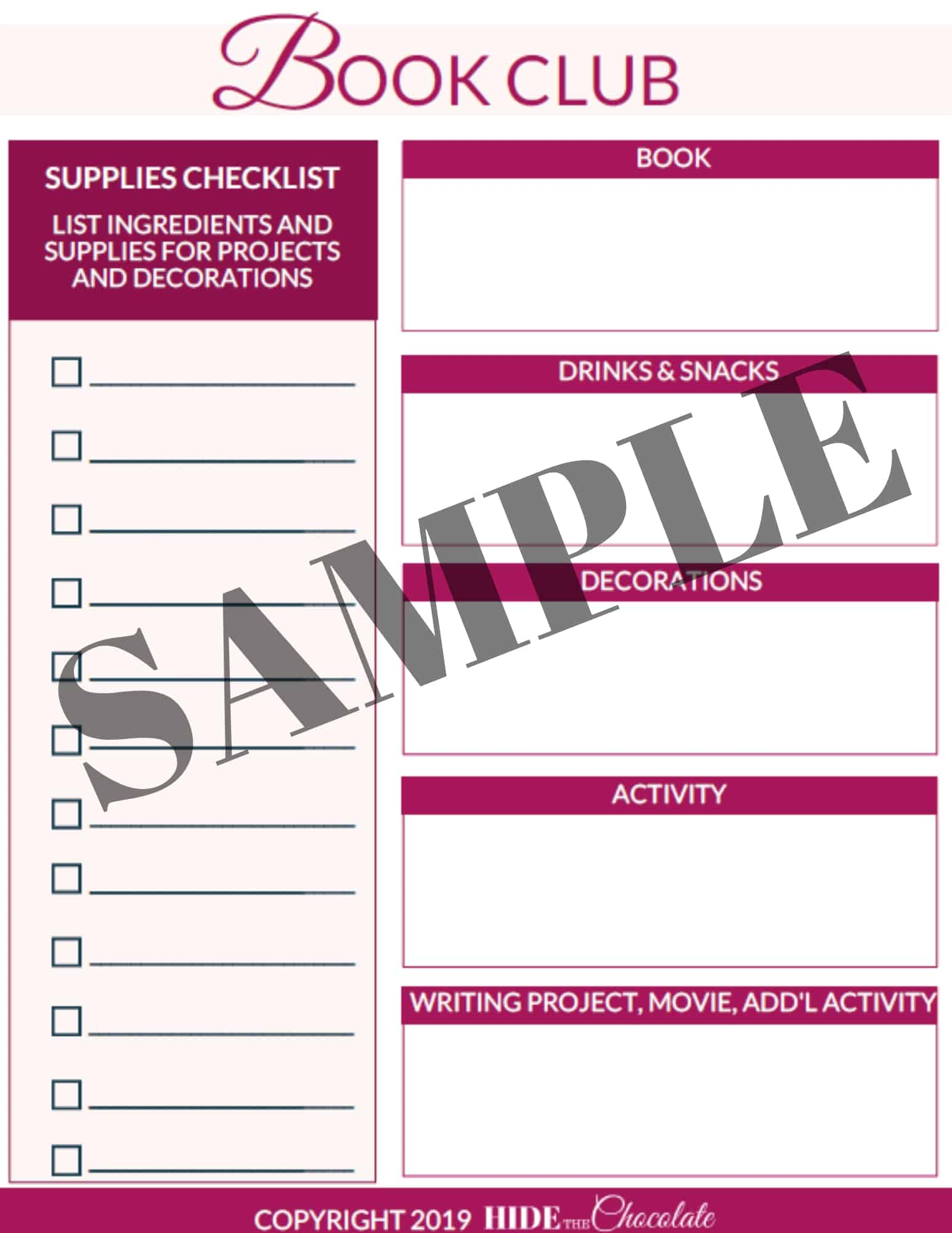 Relaxed Charlotte Mason Homeschool Planner Course A