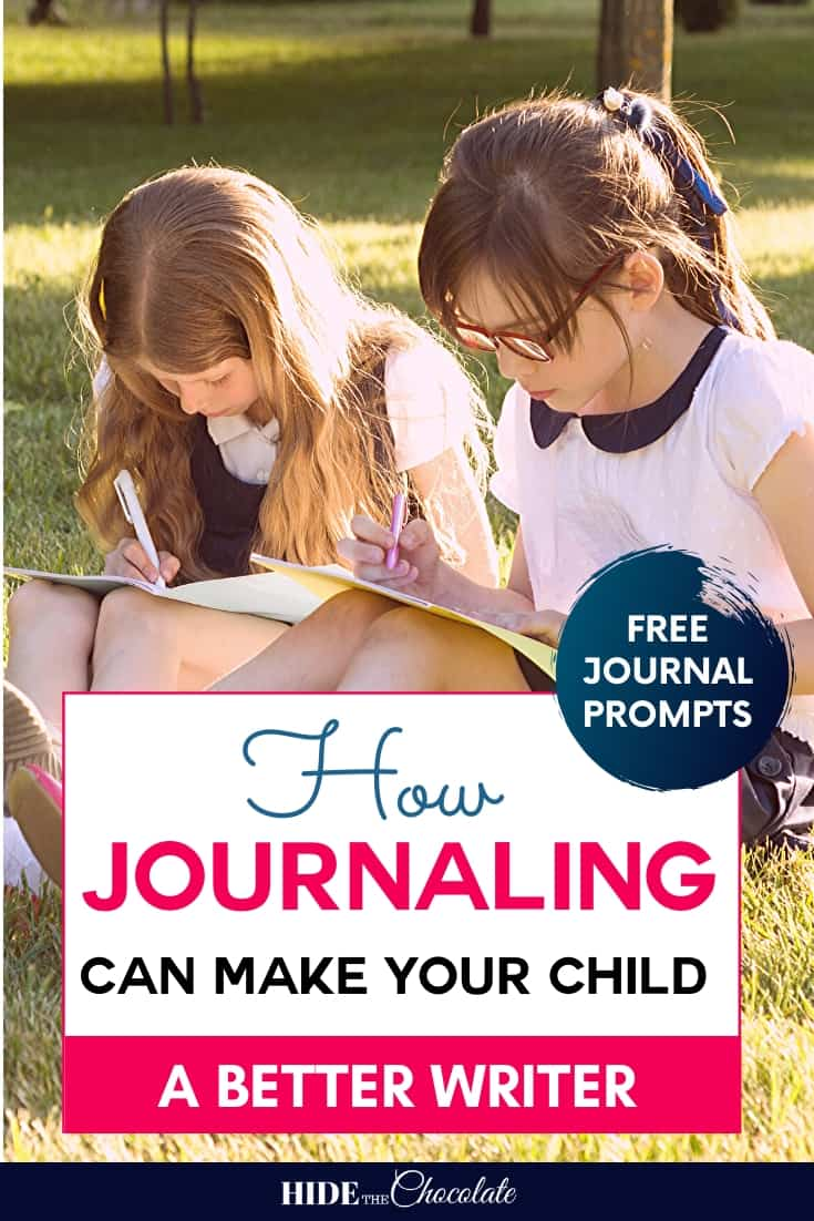 How To Teach Your Child To Be A Better Writer Through Journaling