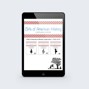 American Girl_Girls of American History Units 13-15 Single Family