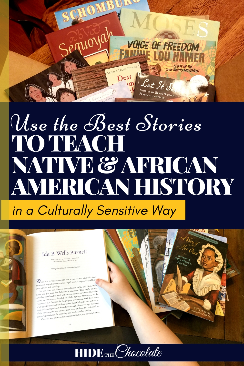 Use The Best Stories To Teach Native And African American History In A Culturally Sensitive Way