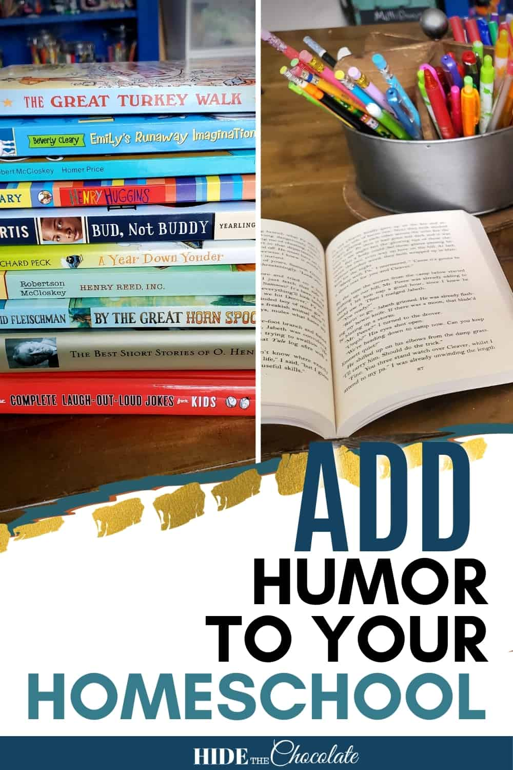 Sometimes Laughter Really Is The Best Medicine ~ Adding Humor To Your Homeschool