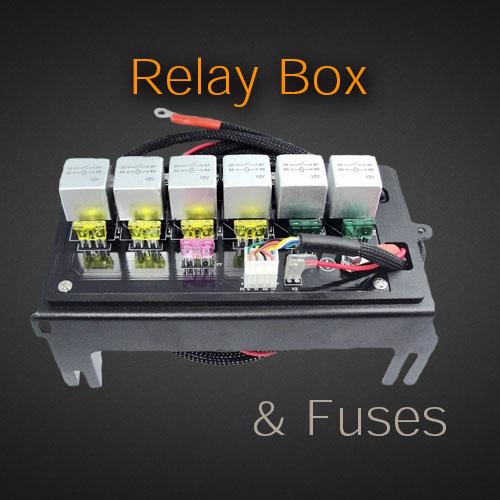 Rocker Switches And Switch Box Panels