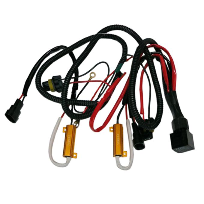 Universal HID Relay Harness W/ Resistors | | HIDNY.com on