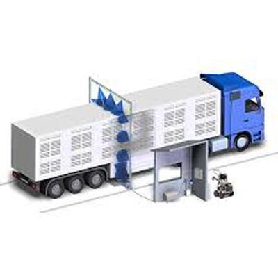 Arco sanitario para trailers