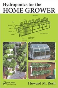 Portada del libro Hydriponics for the Home Grower de Howard Resh