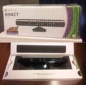 マイクロソフト Xbox 360 Kinect センサー