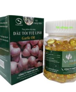 Purple Garlic Oil Extract